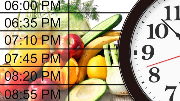 Eating Schedules You Need to Follow in Order to Lose Weight