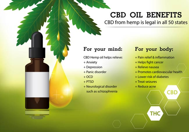 The Profitable Facts Of Cbd