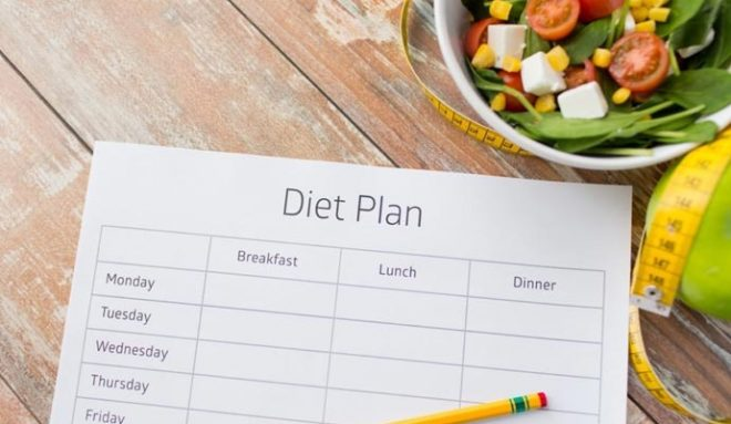 eating schedule to lose weight