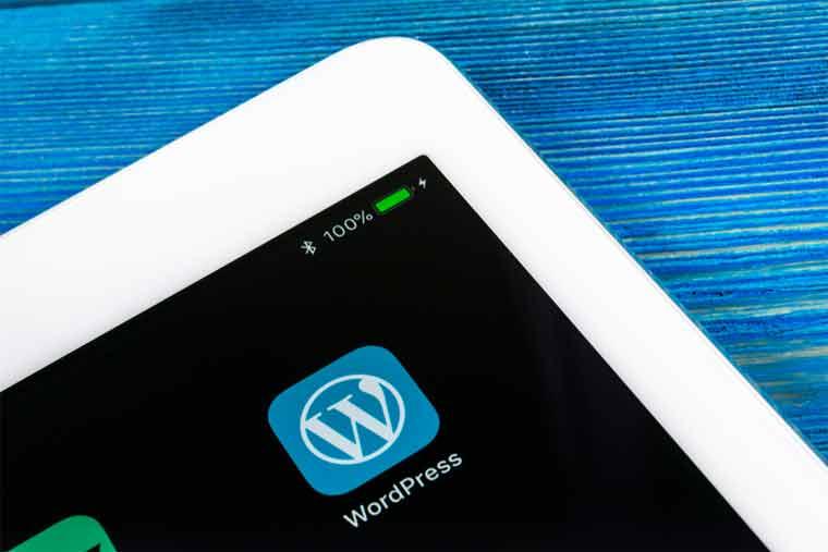 Install the WordPress