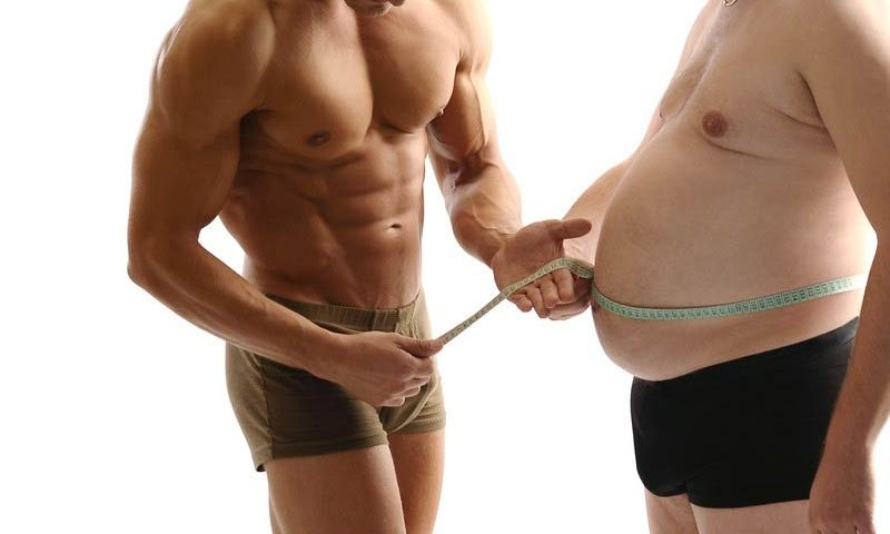 How to Lose Weight or Gain Muscle at the Same Time