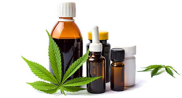 Pure CBD Oil for reducing