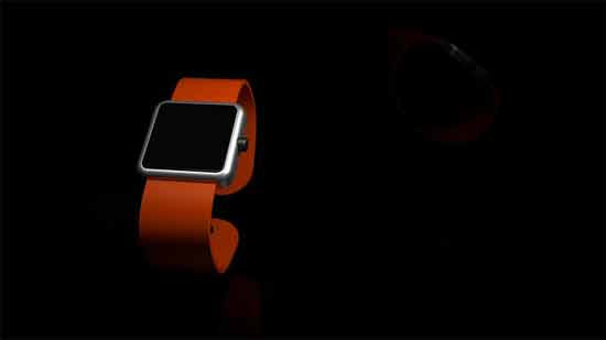 Basic apps in the smartwatch