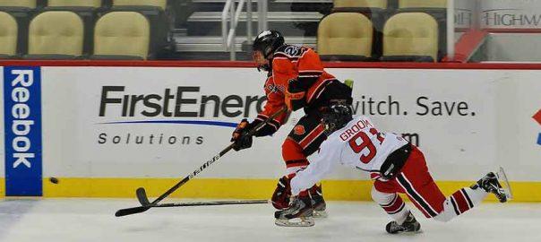 How to Rivet ice Hockey Skates