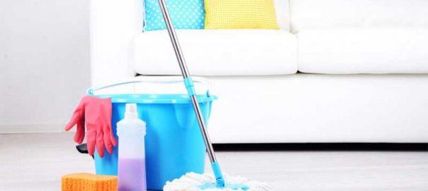 How to Clean a Sponge Mop Head
