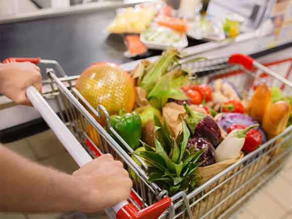 How to buy scheduled grocery items