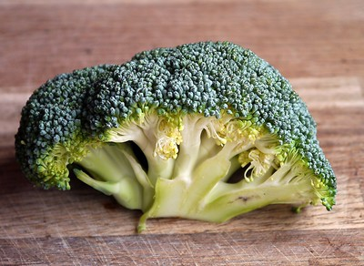 In which Form you store broccoli