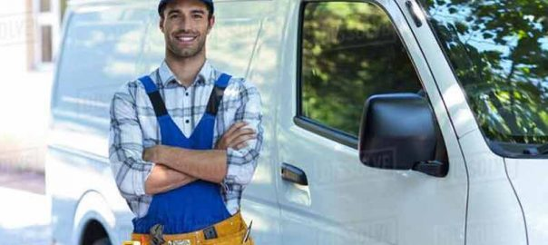 What is Man and Van Service