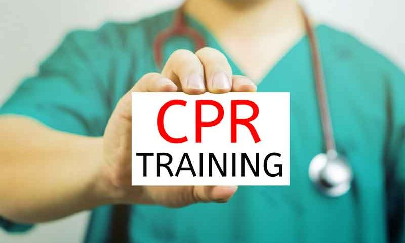 Learn the Basics of CPR Training in First Aid!