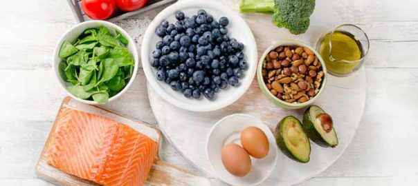 What Foods Increase Brain Function