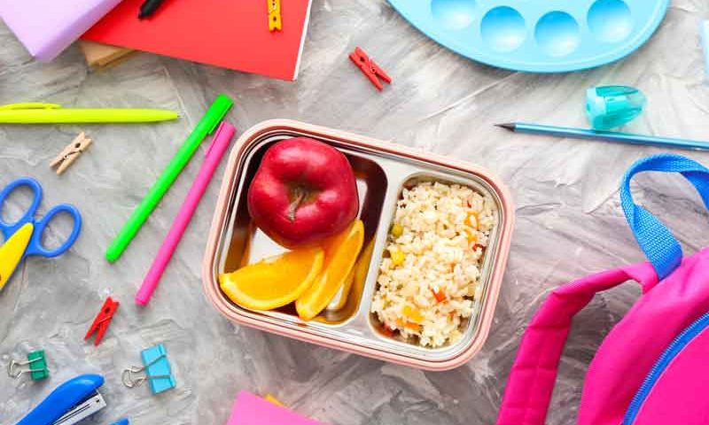 Back to School Healthy Lunch Ideas for Kids