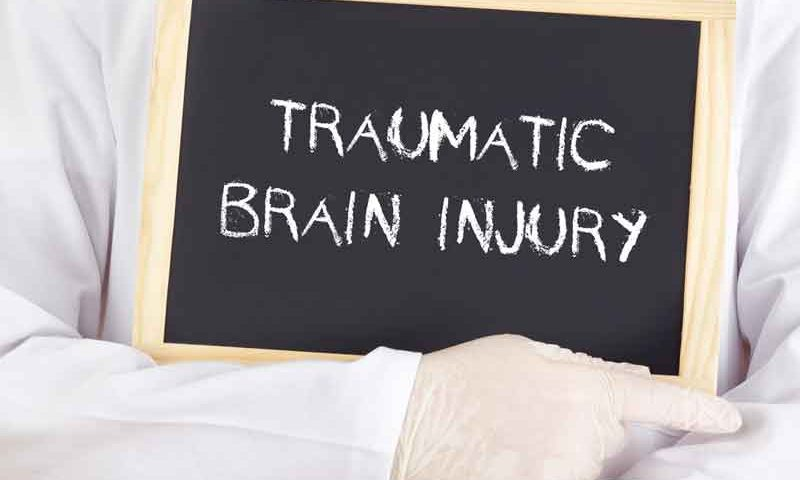 Traumatic Brain Injury Treated with Progesterone
