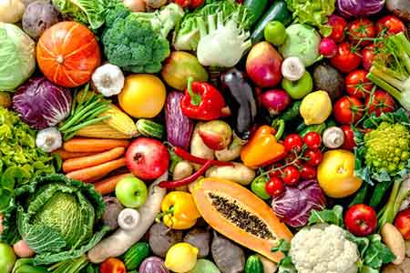 Healthy diet and practice