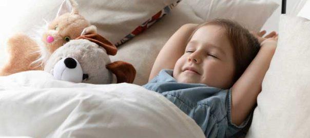 Natural Sleep Aids for Kids