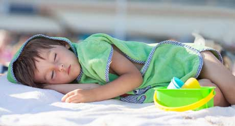Natural Sleep Aids for Kids: Diet