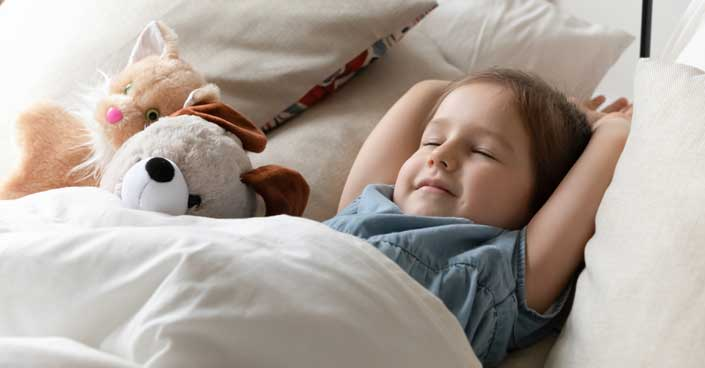 Natural Sleep Aids for Kids