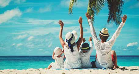 Winter Family Vacation Activities