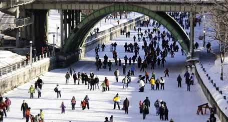 Winter Festivals in Ottawa