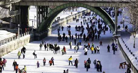 Winter Festivals in Ottawa