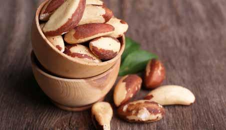 Brazil Nuts Flush Toxins Too