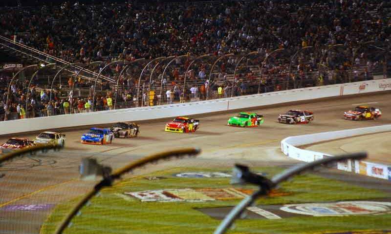 NASCAR Sprint Cup Driver Profile