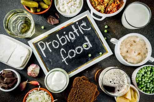 Why do People Eat Probiotic Yogurt