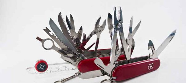5 Ways to Escape a Locked Room With Only a Swiss Army Knife