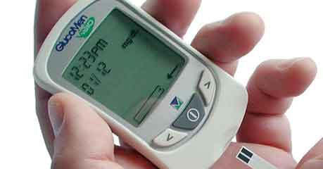 Precision glucose meter