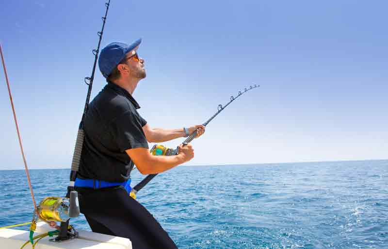 Saltwater Fishing for the Frugal Minded