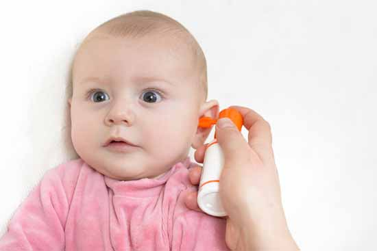 Why you should clean your baby's ears